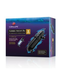 Coralife Turbo Twist UV Sterilizer 3X