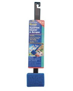 Penn Plax Wizard Heavy Duty Cleaner for Glass Aquariums