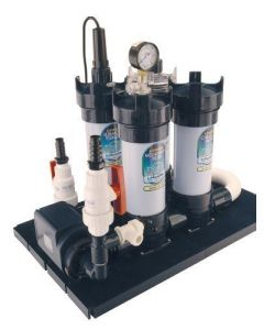 Lifegard Customflo Water System Complete Kit
