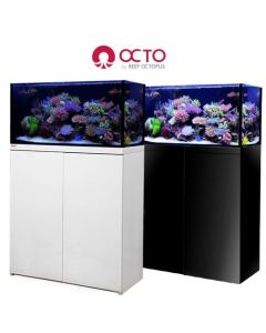 Reef Octopus OCTO LUX T60 32 gal Gloss Black Aquarium System