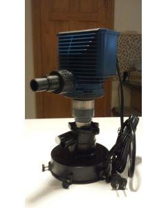 Vortex Diatom Filter Magnetic Drive Retrofit Pump