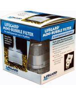 LIFEGARD ® MINI-BUBBLE FILTER